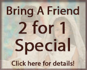 Click here to learn about our 2 for 1 special